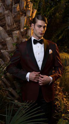 Costum de ceremonie Filip Cezar Pink Dots  mens  tuxedo http   www 5bc14c01b1c