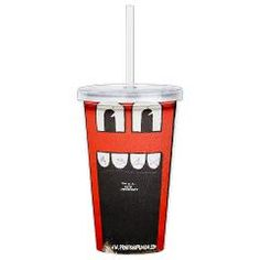 Funny Tumbler with design inspired by Berliner Street design.