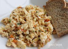 Desayuno Colombiano: Huevos Pericos - MamásLatinas