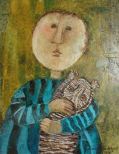 Graciela Rodo Boulanger, 1935   Tutt'Art@   Pittura * Scultura * Poesia * Musica  