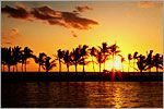 Princess Hawaii & Tahiti Cruise Sunset  #Princess Cruises and #Travel