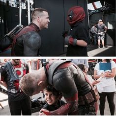 Ryan Reynolds shares heartwarming moment he meets fan with cancer on the set of Deadpool - 3am & Mirror Online