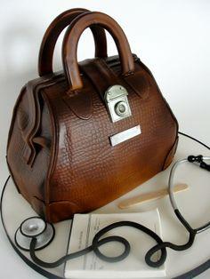 Doctor Bag Cake