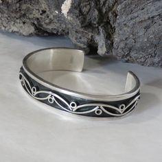 """Hommes Acier Inoxydable Or Rond Nail Bangle Bracelet Bijoux Cadeau 6.5/"""""""