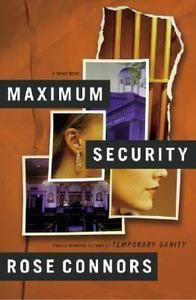 eBlueJay: Maximum Security: A Crime Novel by Rose Connors/HC/free shipping/