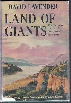 Land of the Giants. (David Lavender) This video tells the story of Snoqualmie Pass, from an Indian Trail to the seven lane Interstate Highway I-90; from the Ski Resort at the Pass down into the Forest of Giant Old Growth Trees which existed in the Snoqualmie Valley West on Interstate I-90. [DVD]
