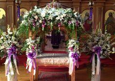Epitaphios Mary 1, Orthodox Easter, Greek Easter, Orthodox Christianity, Beautiful Places, Christmas Tree, Altars, Cyprus, History