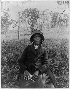 MARTHA ANN RICKS, was born a Slave, in TN, about 1817. At 13, she and her family were returned to Africa by the Tennessee Colonization Society who felt Free Blacks should not be allowed to remain in North America. Inspired by Queen Victoria's stance on Slavery, Ricks was determined to make a quilt for the Queen. Over twenty five years, she worked on the cotton silk quilt. At age 76, she sailed to England and was presented at court on July 16, 1892, presenting her quilt to the Queen.