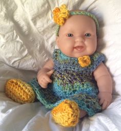 Berenguer baby doll clothing