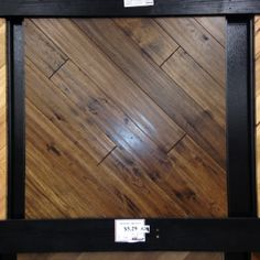 Lovely $5.29/ Foot  Hickory Chestnut  Special Order Floor, Decor, And More
