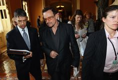 Christian Philanthropists: Bono