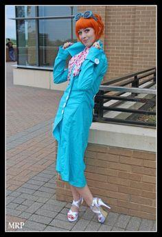 Despicable Me Lucy Wilde Costume @Marina Zlochin Zlochin Cottim-Moreira @Ashley Walters Walters-Nicole Hartley @Jackie Godbold Godbold Vallejos