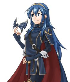 Fire Emblem: Awakening fan art, Lucina