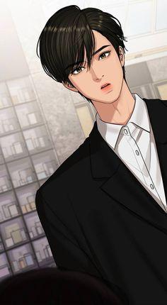 True Beauty Chapter 138 Handsome Anime Guys, Cute Anime Guys, Handsome Boys, Filipino Funny, Todoroki Cosplay, Angels Beauty, Romantic Manga, Beautiful Wolves, Webtoon Comics