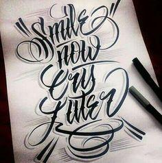"""Résultat de recherche d'images pour """"lettering tattoo"""""""
