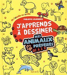Mes animaux préférés de A a Z de Philippe Legendre http://www.amazon.fr/dp/2215148993/ref=cm_sw_r_pi_dp_GDLpwb0KASGN7