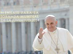 El Papa Francisco da comienzo a un itinerario de tres años