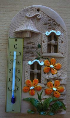 Ceramics Projects, Clay Projects, Diy Projects To Try, Clay Crafts, Ceramic Clay, Porcelain Ceramics, Ceramic Pottery, Clay Wall Art, Polymer Clay Ornaments