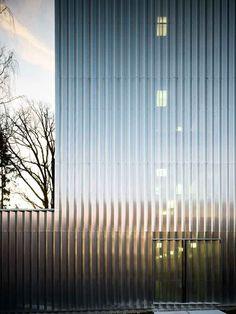Escuela de lenguaje y audición, Suiza 2008. e2a Architecten