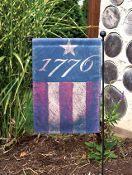 1776 Garden Flag  $11.00