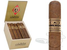CAO L'Anniversaire Cameroon Robusto Cigars
