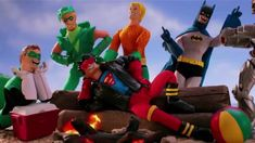 """Robot Chicken DC Special 2: """"Give Us Dirt"""" ~ Zac as Superboy"""