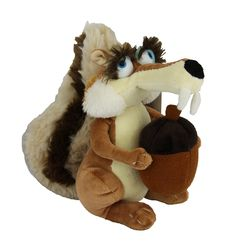 Amazon.com: Ice Age Scratte Flying Squirrel Plush Toy with Acorn #JoyFay #IceAgeToy #StuffedToys #Scratte #FlyingSquirrel
