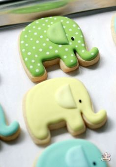 Thawing Undecorated Cut-Out Cookies | Sweetopia