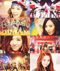 Girl´s Generation song I got a boy Kpop love this music video