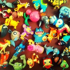 Funny and colorful things in Papercaptain Studio *pokemon!* #pokemon #toy #figure