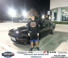 https://flic.kr/p/P2zwEH | #HappyBirthday to Steven Bridges from Ruben cantu at Huffines Chrysler Jeep Dodge Ram Lewisville! | deliverymaxx.com/DealerReviews.aspx?DealerCode=XMLJ