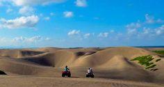 Trivial: Un Tour para hacer un paseo en moto en las dunas de Veracruz Sabes en donde lo podemos hacer? Viaja y descubre en #MexicoHoteles http://ift.tt/1m3yoTN