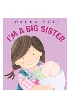 HarperCollins 'I'm a Big Sister' Book available at #Nordstrom