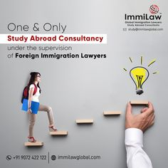 Take your study abroad steps under the supervision of foreign immigration lawyers. ImmiLaw Global, one and only study abroad consultancy in your town. Social Media Poster, Social Media Banner, Social Media Template, Social Media Design, Creative Poster Design, Creative Posters, Engineering Quotes, Education Banner, Kerala