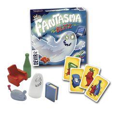 Devir - Fantasma Blitz, juego de mesa (BGBLITZ): Amazon.es: Juguetes y juegos