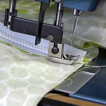 Learning to Sew Part 5: How to Sew a Zipper - Welcome to the Learning to #Sew Series! We invite you to sew through this 7-part video series with us and learn some basic sewing techniques. Made with the #beginner in mind, these videos will walk you through all the fundamentals from how to set up your machine to #sewing basic stitches. At the end, we'll put all the skills together and sew a #pillow with a #zipper!