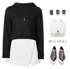 """""""// y o u · d o n ' t · e v e n · t r y //"""" by theonlynewgirl ❤ liked on Polyvore featuring Topshop, Getting Back To Square One, Jeffrey Campbell, Proenza Schouler, Eddie Borgo and beoriginal"""