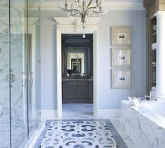 marble shower door casings - Google Search