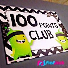 FlapJack Educational Resources: ClassDoJo 100 Points Club