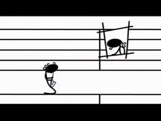 Versión del Bolero de Ravel, jugando con el lenguaje musical
