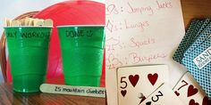 A deck of cards, some dice, your ABCs... how can you NOT have fun with these simple workouts?