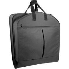 WallyBags Virginia Tech Hokies 40 Inch Suit Length Garment Bag with  Pockets ba3a94d7fddaf