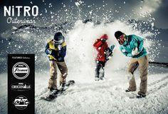 Nitro InFocus Storie: Rund um Outerwear inkl. Gewinnspiel ... http://www.snowlab.de/news.php?news_id=1418 #Nitro