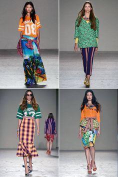 Best Fashion Shows Milan fashion Week Spring 2015 - Best Looks MFW Spring Summer 2015 - Elle