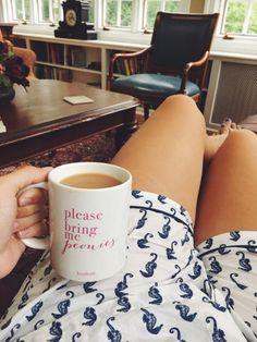 shopkonfetti:  shopkonfetti:  preciousasapeony:  Good Morning! Loving my new mug from shopkonfetti!  Oh my gosh!! This is too cute! preciousasapeony can we post this on Instagram?  Get this mug NOW for $10! Sale ends tomorrow. www.shopkonfetti.com