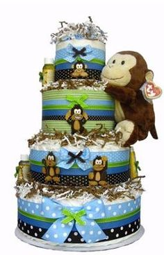 247 Best Baby Shower Gifts And Diaper Cakes Images Baby Gifts
