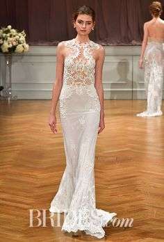Brides: Alon Livné White Wedding Dresses - Fall 2017 - Bridal Fashion Week