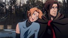 Netflix's Castlevania Cartoon Confirmed for Fourth Season Castlevania Anime, Castlevania Netflix, Wallpaper Animes, Trevor Belmont, Anime Tumblr, All Anime, Animation Series, Sketches, Kawaii