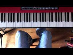 Jazz piano: how it works - YouTube