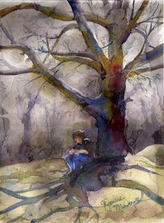 Jo-Ann Dziubek-MacDonald, Watercolor and Acrylic artist